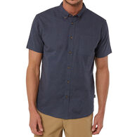 O'Neill Men's Salton Short-Sleeve Shirt