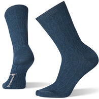 SmartWool Women's Chain Link Cable Crew Sock
