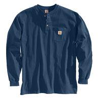 Carhartt Men's Big & Tall Workwear Henley Long-Sleeve Shirt