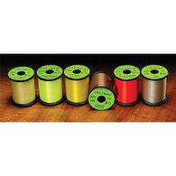 Hareline Uni 8/0 Waxed Midge Thread Fly Tying Material
