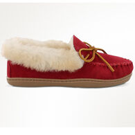 Minnetonka Women's Alpine Sheepskin Moccasin