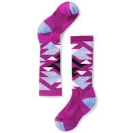 SmartWool Boys' & Girls' Wintersport Neo Native Over-The-Calf Ski/Board Sock