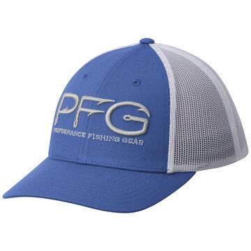 e04b62e09 Columbia Men s PFG Mesh Snap Back Fishing Ball Cap