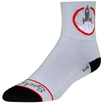 SockGuy Mens Afterburners Sock