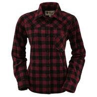 Outback Trading Women's Big Fleece Long-Sleeve Shirt