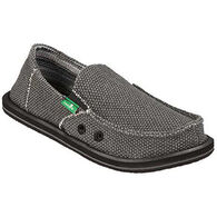 Sanuk Boys' Vagabond Slip-On Shoe