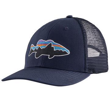 Patagonia Mens Fitz Roy Fish LoPro Trucker Hat