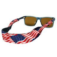 Croakies USA Flag Eyewear Retainer