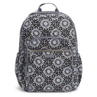Vera Bradley Signature Cotton Iconic Campus 26 Liter Backpack
