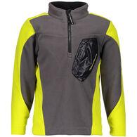 Obermeyer Boy's Astro Quarter-Zip Fleece Pullover