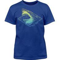 Salt Life Youth Electric Shark Short-Sleeve T-Shirt