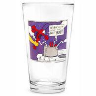 Entertain Ya Mania How's The Water Pub Glass