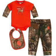 Carhartt Infant/Toddler Boys' Camo Gift Set