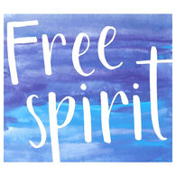 Sticker Cabana Free Spirit Sticker