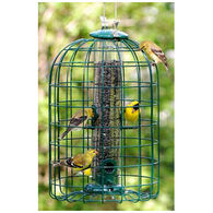 Audubon Squirrel-Resistant Caged Tube Bird Feeder