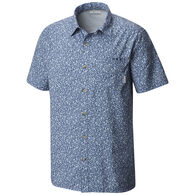 Columbia Men's Super Slack Tide Camp Short-Sleeve Shirt