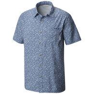 Columbia Men's Super Slack Tide Camp Short-Sleeve Shirt