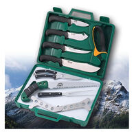 Outdoor Edge Game Processor 12-Piece Butcher Set