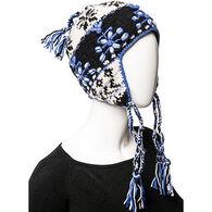 Icelandic Design Women's Anita Earflap Hat