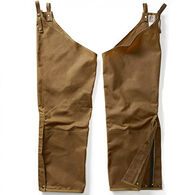 Filson Men's Oil Finish Double Tin Chaps with Zipper