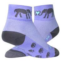 SockGuy Women's Eluv Sock