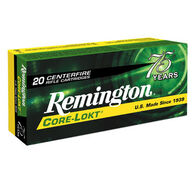 Remington Core-Lokt 7mm Remington Magnum 150 Grain PSP Rifle Ammo (20)