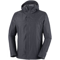 Columbia Men's Diablo Creek Rain Shell