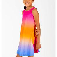 Girl & Co. Girls' Alba Gradient Coverup Dress