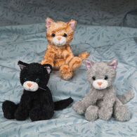 Mary Meyer Catsy Kitty Stuffed Animal