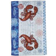 Kay Dee Designs Lobsterfest Terry Kitchen Towel
