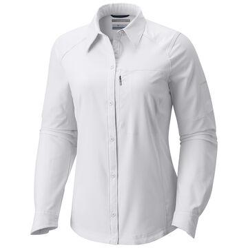Columbia Womens Silver Ridge Long-Sleeve Shirt