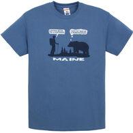 The Duck Co. Men's Humanitarian Short-Sleeve T-Shirt