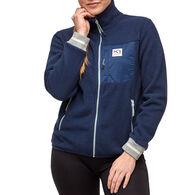 Kari Traa Women's Rothe Midlayer Full-Zip Jacket