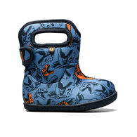 Bogs Infant/Toddler Boys' Baby Bogs Cool Dinos Insulated Boot