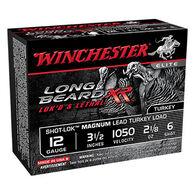 "Winchester Long Beard XR 12 GA 3-1/2"" 2-1/8 oz. #6 Shotshell Ammo (10)"