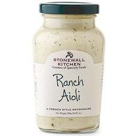 Stonewall Kitchen Ranch Aioli - 10.25 oz