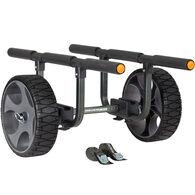 Wilderness Systems Heavy Duty Kayak Kart with No-Flat Wheels