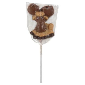 Wilburs of Maine Milk Chocolate Moose Pop
