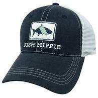 Fish Hippie Men's Classic Trucker Hat