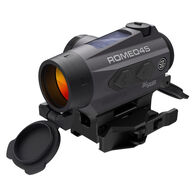 SIG Sauer Romeo4S 1x20mm Solar Powered Illuminated Red Dot Sight