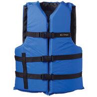 Onyx Adult General Purpose Vest PFD