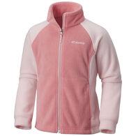 Columbia Girls' Benton Springs II Fleece Jacket
