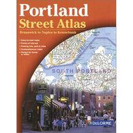 Portland Street Atlas 2nd Edition by Delorme