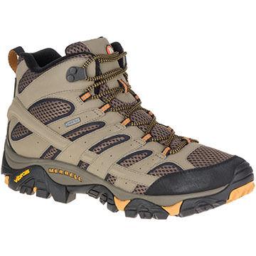Merrell Mens Moab 2 GTX Waterproof Mid Hiking Boot