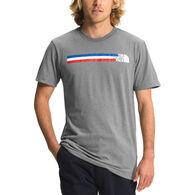 The North Face Men's New USA Box Short-Sleeve T-Shirt