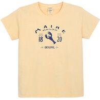 Lakeshirts Women's Billow Lobster Short-Sleeve T-Shirt