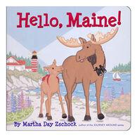 Hello Maine! by Martha Zschock