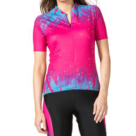 Terry Bicycles Women's Soleil Short-Sleeve Jersey Top