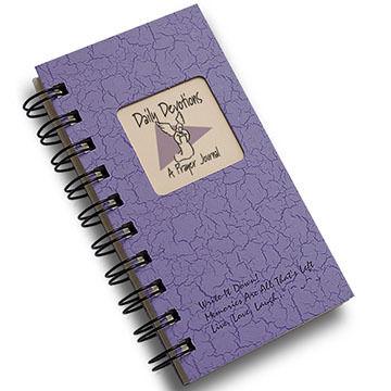"Journals Unlimited ""Write It Down!"" Mini-Size Prayer Journal"