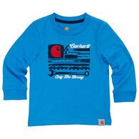 Carhartt Infant/Toddler Boys' Carhartt Strong Long-Sleeve T-Shirt